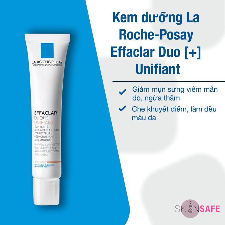 Kem dưỡng La Roche-Posay Effaclar Duo [+] Unifiant