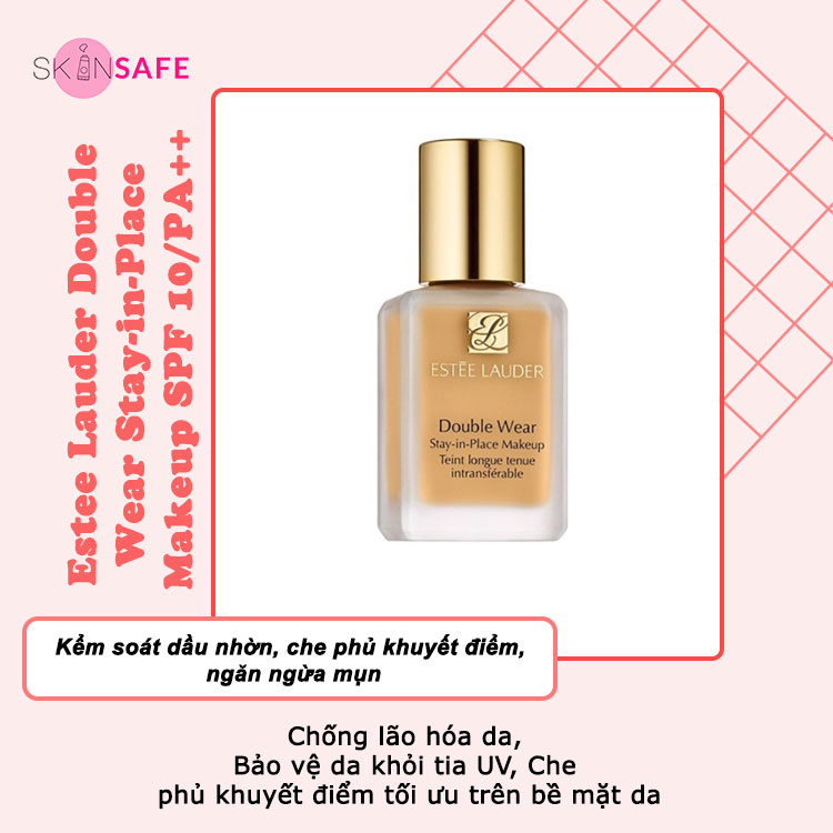 Kem nền lâu trôi Estee Lauder Double Wear Stay-in-Place Makeup SPF 10/PA++