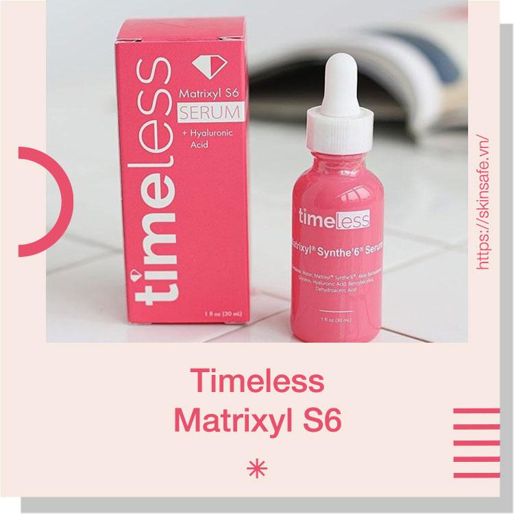 Serum dưỡng da ban đêm Timeless Matrixyl S6