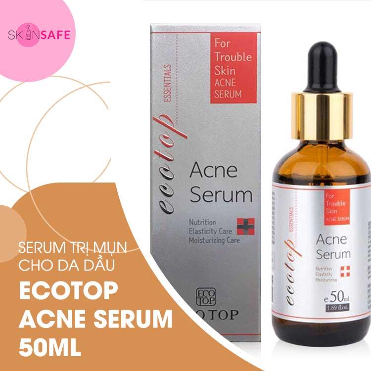 Serum Trị Mụn Cho Da Dầu Ecotop Acne Serum